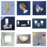 Електромонтажни дейности - Монтаж на осветителни теле