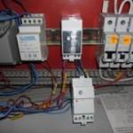 Електроремонтни дейности - Ремонт на осветление на стълбище